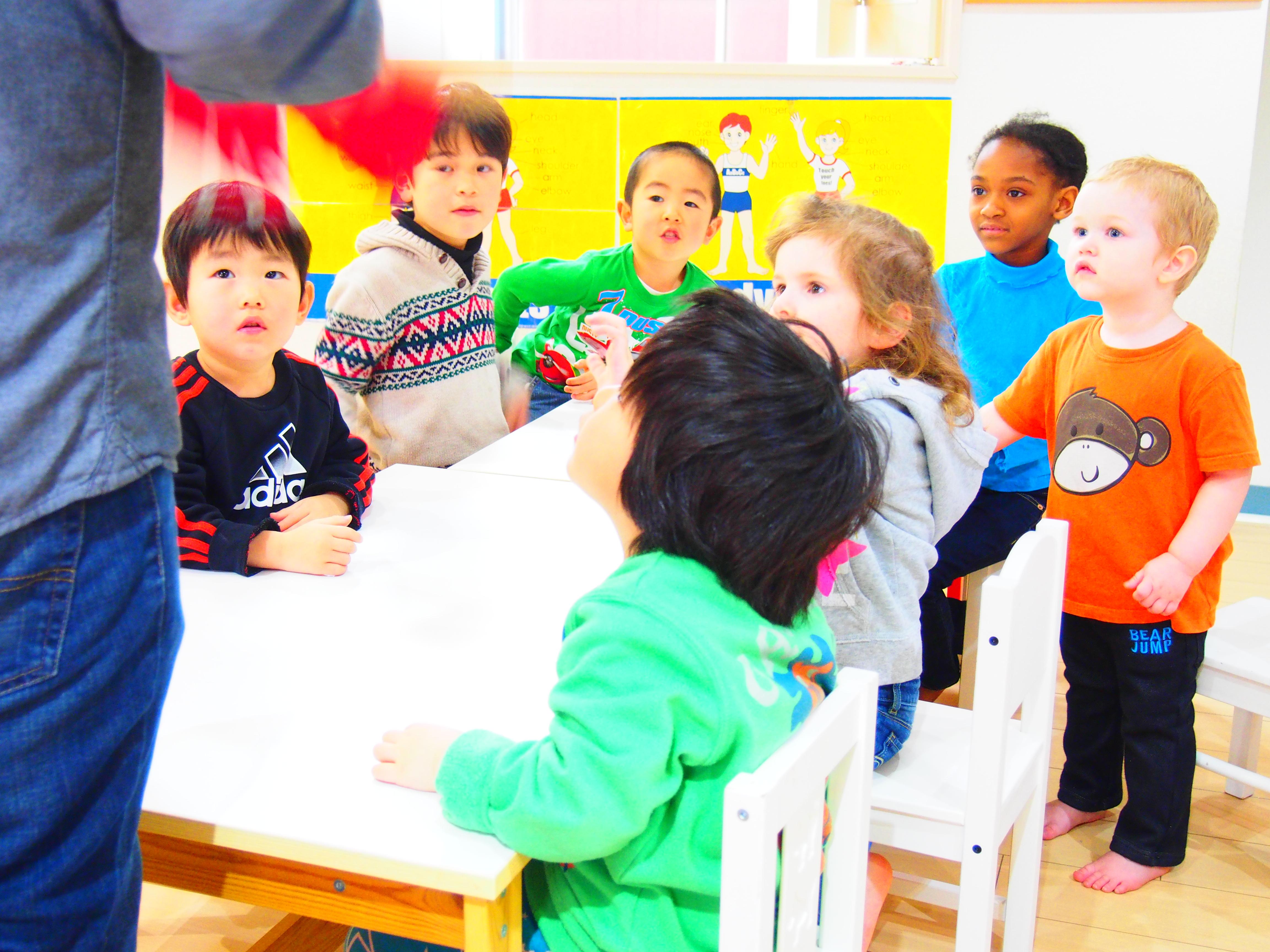 横須賀バイリンガルスクール日常