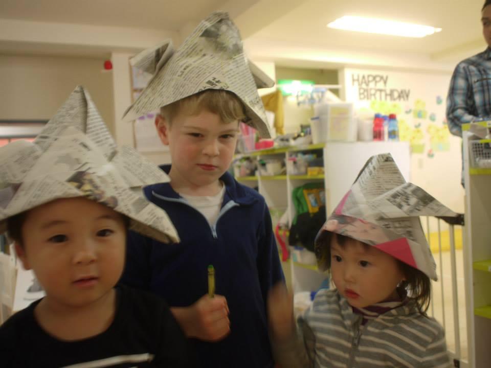 日本文化を外国人の子ども達へ