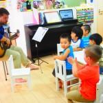 ギターで英語を覚えよう!