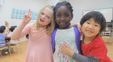 外国人の子どもはどのくらいいますか?国籍は?