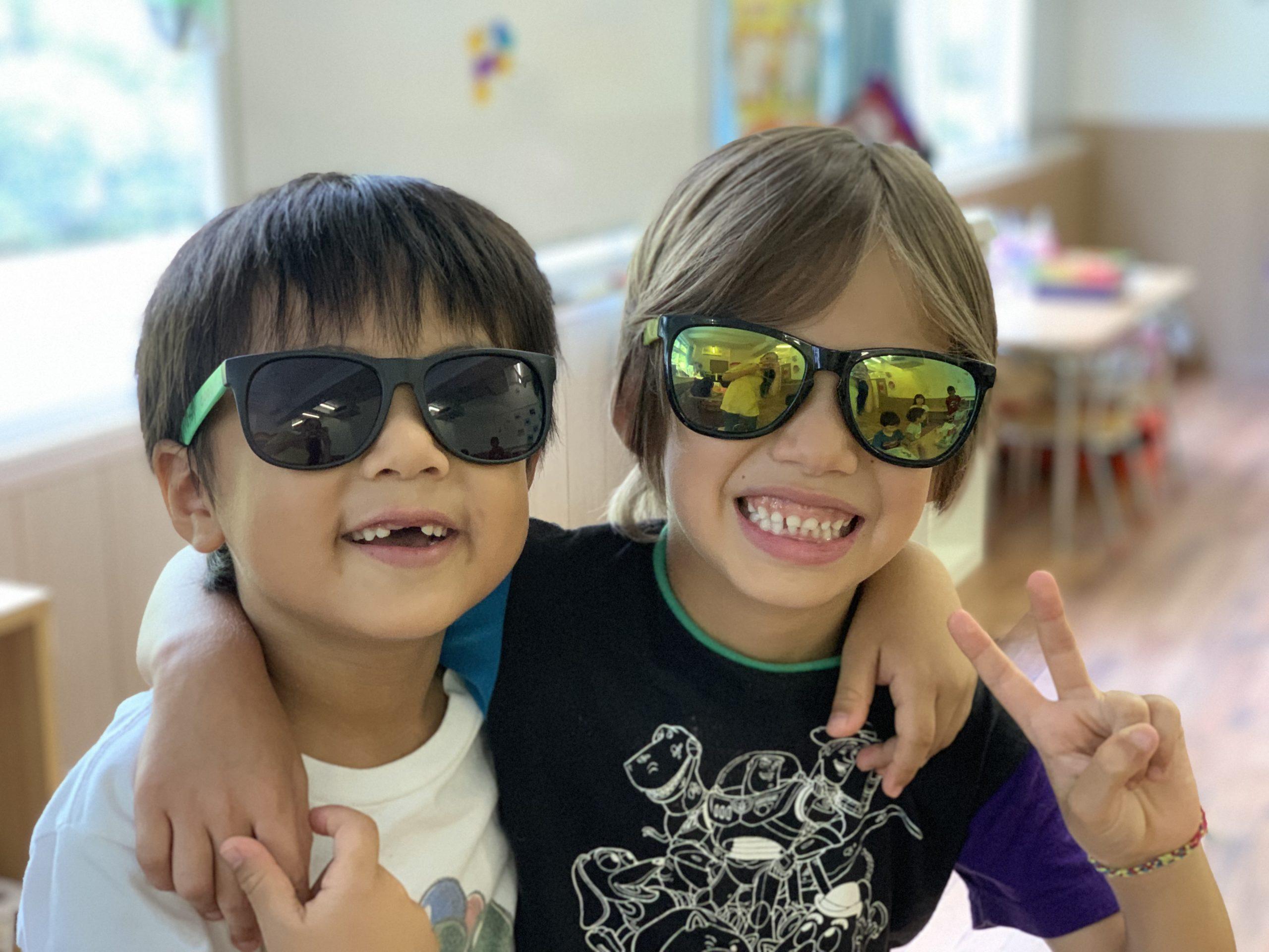 YBS Summer Blast!!  五感で英語を楽しむサマースクール